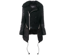 Caban trekking mix style jacket