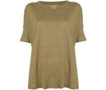 Oversized-T-Shirt mit kurzen Ärmeln