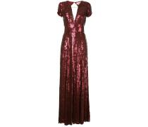sequins long dress