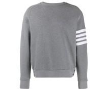 Sweatshirt mit Waffelmuster