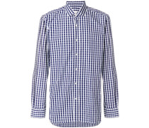 CP165011 BLUE/WHITE CHECK Cotton - Unavailable