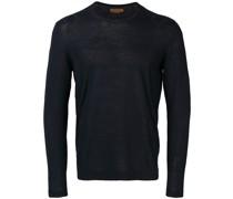 Pullover mit schmalem Schnitt