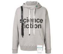 Kapuzenpullover mit 'Science Fiction'-Print