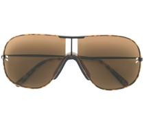 Große Pilotenbrille