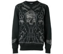 'Treasure Skull' Sweatshirt