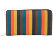 'Bright Stripe' Portemonnaie