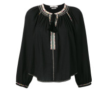 Bestickte 'Rina' Bluse