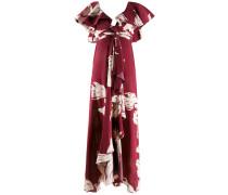 Kleid mit drapierten Akzenten