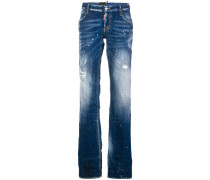faded Lauren jeans