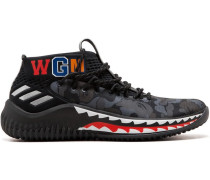 'DAME4 BAPE' Sneakers