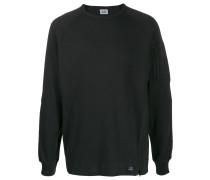 Sweatshirt mit Reißverschlussdetail