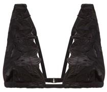 half lined bikini top