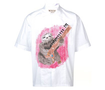 'Frank Navin' T-Shirt mit Print