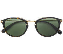 oval frame sunglasses