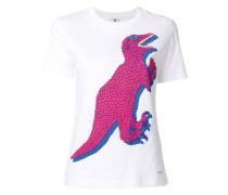 T-Shirt mit 'Dino'-Print