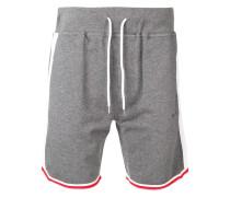 Knielange Shorts mit Kordelzug