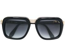 Verzierte Oversized-Sonnenbrille