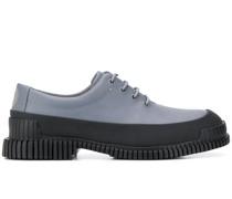Zweifarbige 'Pix' Sneakers