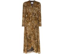 'Kemper' Kleid mit Print
