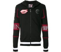patch applique hoodie