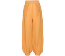 Hilda Harem Silk Pants