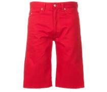Ungesäumte Shorts
