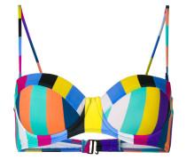 Gestreiftes 'Harper' Bikini-Bralet
