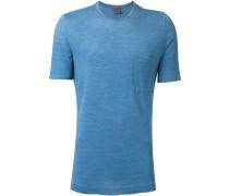 T-Shirt mit aufgesetzter Tasche