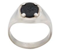 'Pinky' Ring mit Gravur