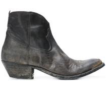 Knöchelhohe Cowboy-Boots