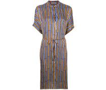 'Dipha' Kleid mit Bambus-Print