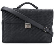 woven laptop bag