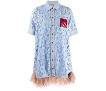 Hemdkleid mit Spitze