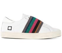 D.A.T.E. Sneakers mit Riemendetail