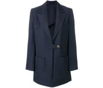 tailored slim fit jacket