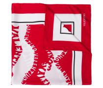logo twill foulard