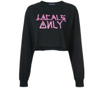 'Locals Only' Sweatshirt