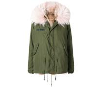'Army' Jacke mit Kapuze