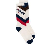 Socken mit Logo