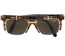 double frame square sunglasses