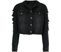 'Only' Distressed-Jeansjacke