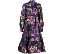 'Niki' Jacquard-Kleid