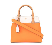 'Robinson' Handtasche in Colour-Block-Optik