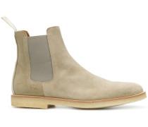 Chelsea-Boots mit elastischem Einsatz