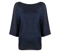 Pullover im Glitter-Look