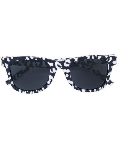 Sonnenbrille mit Muster