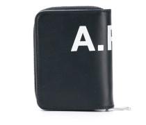A.P.C. Portemonnaie mit Logo