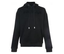 'Kustom' Sweatshirt mit Kapuze