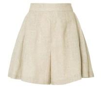Glitzernde Shorts
