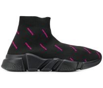 'Speed' Sock-Sneakers mit Logo